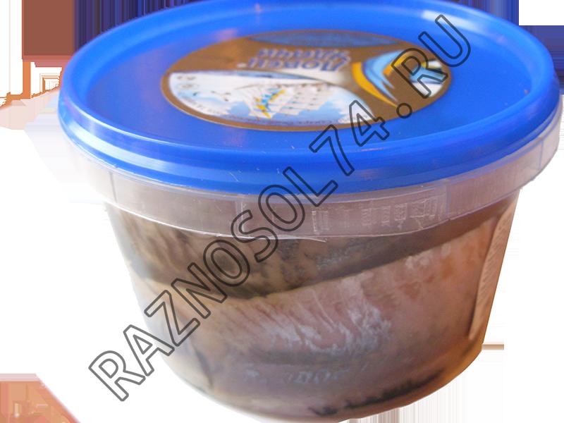Сельдь филе 0.5 кг.