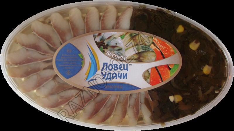 """Ассорти """"Морское"""" 180 гр."""
